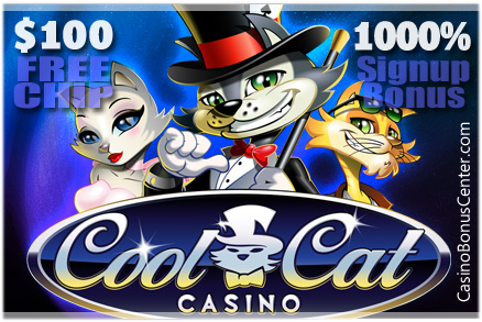 Cool cat casino free chip 2012 riverwind casino concert tickets