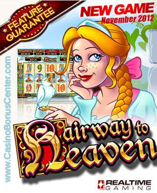 Hairway to Heaven – New RTG Game