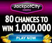 80 Chances to win a Million!