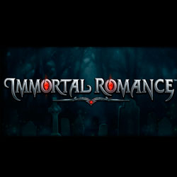 €25,000 Freeroll tournament on the popular slots game Immortal Romance