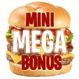 MiniMegaBonus: Deposit $5 Play with $505