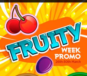 Fruity promo this week at NextCasino