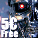 Take 5€ free to defeat all the war machines in Terminator 2
