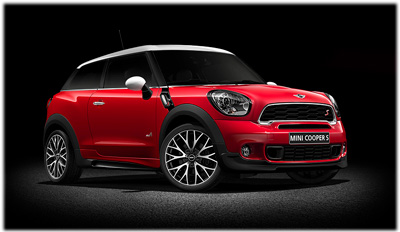 Mini Cooper by BMW