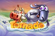 500 Free Spins i det nyaste NetEnt spel Tornado: Farm Escape
