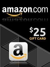Amazon presentkort