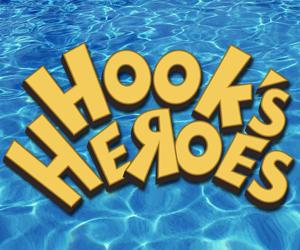 Få 100 Free Spins på Hook hjältar