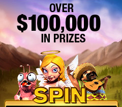 77 Million Slot Spins Race: Over $100,000 in Prizes