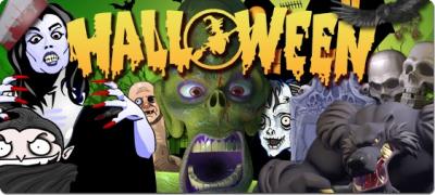 Halloween Month at Dendera