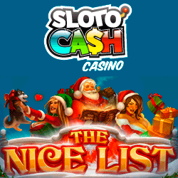 Enjoy 30 Free Spins this Thanksgiving and Black Friday using coupon code THENICESPINS