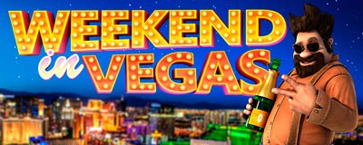 """Weekend in Vegas"" launched at Vegas Crest Casino – $10 Free"