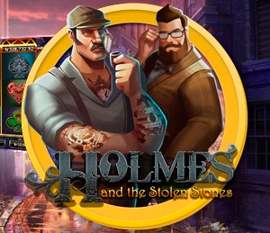 "€10,000 up for grabs! Play ""Holmes and the Stolen Stones"""