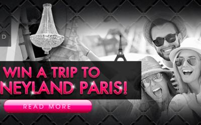 Vinn en resa för 2 till Disneyland Paris!