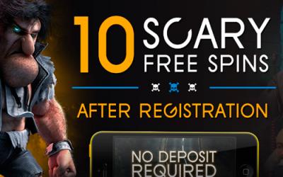 Halloween Free Spins – No deposit required