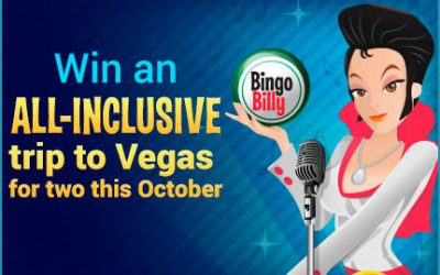 Dreaming of a quick trip for two to Vegas?