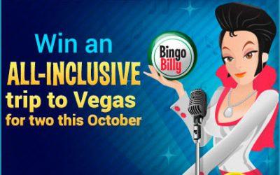 Drömmer du om en snabb resa för två till Las Vegas?