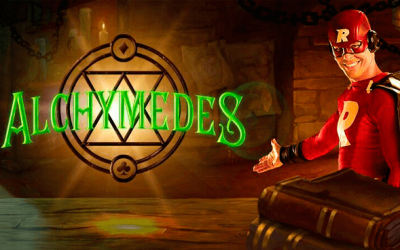 "Rizk Casino is launching ""Alchymedes"" with a Bang!"