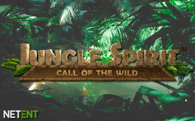 """21 Free Spins i en ny NetEnt spel: """"Jungle Spirit"""""""