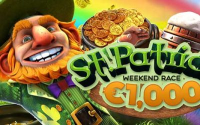 € 1,000 St Patrick's Weekend Race