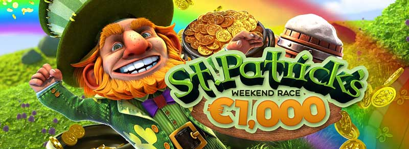 €1,000 St Patrick's Weekend Race