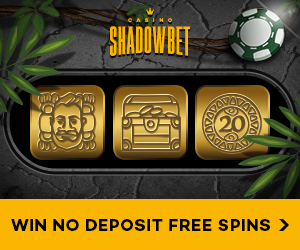ShadowBet released their own slots game – Ancient Ouroboros. Get free spins!