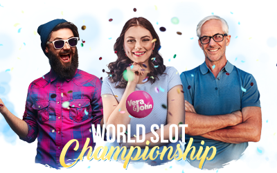 Slots Tournament v novembri s výhrou € 100,000.