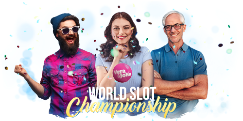 Slots turnering i november med en prispool på € 100,000.