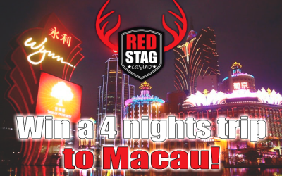 Win a luxury vacation in Macau!