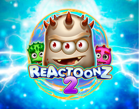 The long-awaited Reactoonz 2 is here!